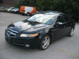 Photo of Black 2008 Acura TL