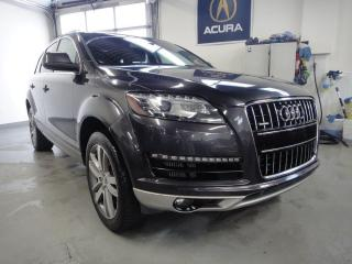 Used 2010 Audi Q7 3.0L TDI Premium,NO ACCIDENT,ONE OWNER for sale in North York, ON