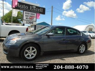 Used 2008 Nissan Altima 2.5 S for sale in Winnipeg, MB