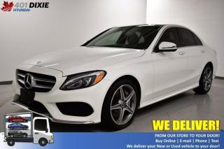 Used 2018 Mercedes-Benz C-Class C 300 for sale in Mississauga, ON