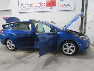Used 2018 Chevrolet Cruze CUIR**AUTOMATIQUE**MAGS for sale in Mirabel, QC