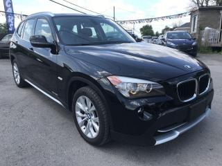 Used 2012 BMW X1 28i for sale in Gloucester, ON