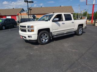 Used 2015 Chevrolet Silverado 1500 LT for sale in Cornwall, ON