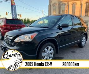 Used 2009 Honda CR-V EX for sale in London, ON