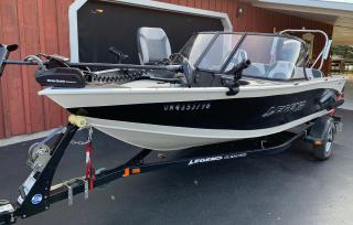 Used 2015 Legend XCALIBUR XCALIBUR 16' for sale in Dunnville, ON