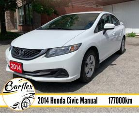 Used 2014 Honda Civic LX for sale in London, ON