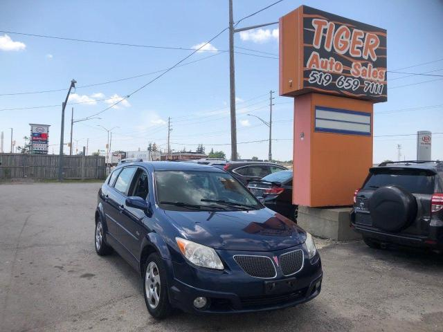 2005 Pontiac Vibe **AUTOMATIC**4 CYLINDER**ONLY 168KMS**CERTIFIED