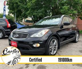 Used 2011 Infiniti EX35 EX35 for sale in London, ON