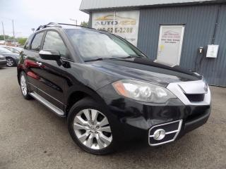 Used 2012 Acura RDX ***AWD,CUIR,TOIT,NAV,TRES PROPRE*** for sale in Longueuil, QC