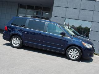Used 2012 Volkswagen Routan REARCAM|DVD|LEATHER|ALLOYS for sale in Toronto, ON
