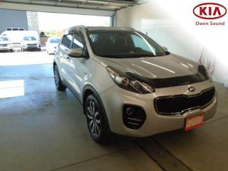 Used 2017 Kia Sportage EX for sale in Owen Sound, ON