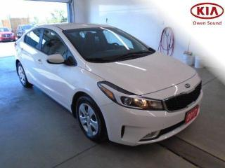 Used 2017 Kia Forte LX+ for sale in Owen Sound, ON