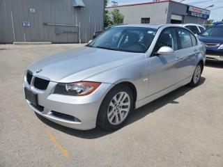 Used 2007 BMW 3 Series 4dr Sdn 328i RWD Sunroof for sale in Winnipeg, MB