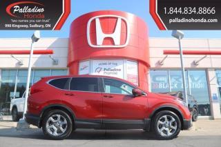 Used 2017 Honda CR-V EX-AWD-TURBO-CERTIFIED for sale in Sudbury, ON