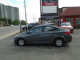 Used 2012 Hyundai Accent GL/ CLEAN /NEW BRAKES / CERTIFIED / A/C for sale in Scarborough, ON