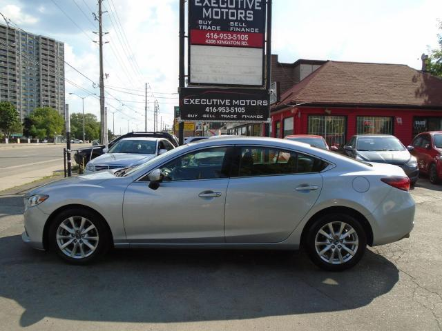 2016 Mazda MAZDA6 GX/ SPORT/ CLEAN / ONE OWNER / NO ACCIDENT / A/C