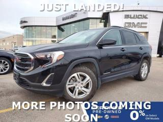 Used 2018 GMC Terrain SLE 2.0L Turbo AWD | K02 Tires | Touchscreen Radio for sale in Winnipeg, MB