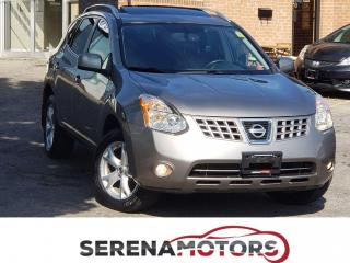 Used 2009 Nissan Rogue SL | AWD | FULLY LOADED | NO ACCIDENTS | LOW KM for sale in Mississauga, ON