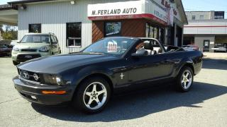 Used 2008 Ford Mustang Cabriolet 2 portes for sale in Sherbrooke, QC