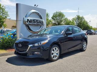 Used 2018 Mazda MAZDA3 GX for sale in Drummondville, QC
