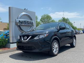 Used 2018 Nissan Qashqai S for sale in Drummondville, QC