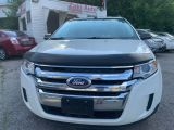 Photo of White 2012 Ford Edge