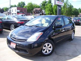 Used 2008 Toyota Prius Hybrid,A/C,Power Group,Key less, Alloys,Gas saver for sale in Kitchener, ON