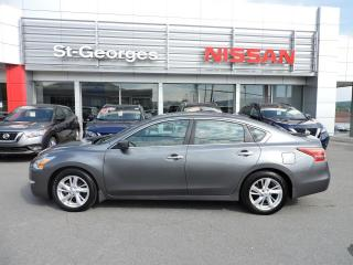 Used 2015 Nissan Altima Berline 4 portes, 4 cyl. en ligne, CVT, for sale in St-Georges, QC