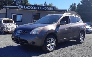 Used 2008 Nissan Rogue S for sale in Black Creek, BC
