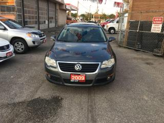 Used 2009 Volkswagen Passat COMFORTLINE for sale in Etobicoke, ON