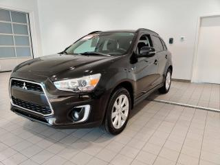 Used 2015 Mitsubishi RVR GT **MAGS/CUIR/TOIT/NAV** BAS MILLAGE for sale in St-Eustache, QC