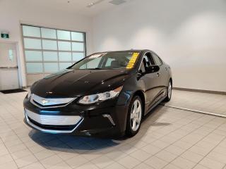 Used 2018 Chevrolet Volt LT **ÉLECTRIQUE + ESSENCE** JAMAIS ACCID for sale in St-Eustache, QC