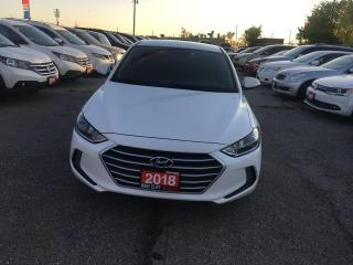 Used 2018 Hyundai Elantra GL for sale in Etobicoke, ON