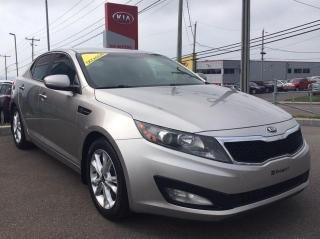 Used 2013 Kia Optima Berline 4 portes, boîte automatique, EX for sale in Beauport, QC
