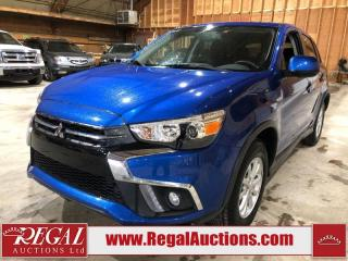 Used 2018 Mitsubishi RVR SE 4D Utility 2WD 2.0L for sale in Calgary, AB