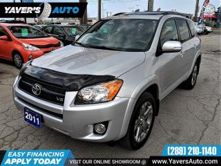 Used 2011 Toyota RAV4 Sport for sale in Hamilton, ON