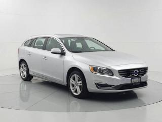 Used 2015 Volvo V60 Premier Plus *Blessed To Have This Trade* for sale in Winnipeg, MB