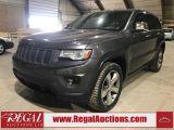 Photo of Grey 2014 Jeep Grand Cherokee