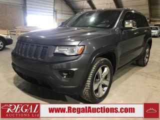 Used 2014 Jeep Grand Cherokee Limited 4D Utility for sale in Calgary, AB