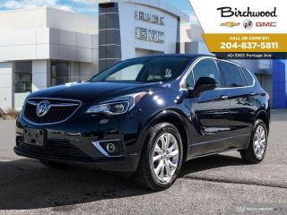 New 2020 Buick Envision Preferred Buy from Home with Birchwood! for sale in Winnipeg, MB