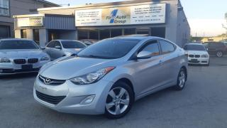 Used 2012 Hyundai Elantra GLS for sale in Etobicoke, ON