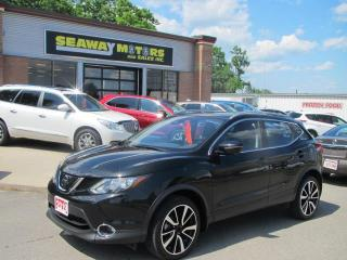 Used 2019 Nissan Qashqai SL SL AWD for sale in Brockville, ON