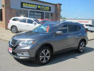 Used 2019 Nissan Rogue SV AWD for sale in Brockville, ON