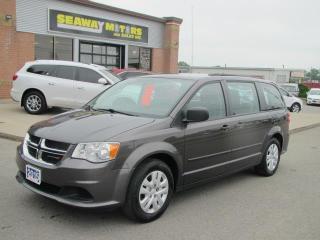 Used 2015 Dodge Grand Caravan SE for sale in Brockville, ON