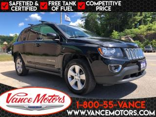 Used 2016 Jeep Compass HIGH ALTITUDE 4x4 for sale in Bancroft, ON
