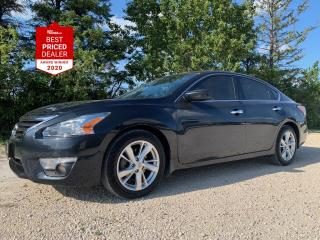 Used 2015 Nissan Altima 2.5 SV *SUNROOF - REMOTE START - REAR CAMERA* for sale in Winnipeg, MB