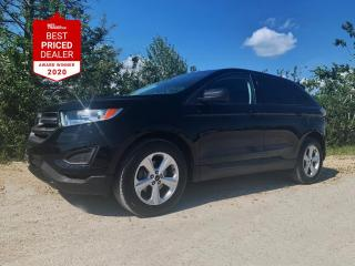 Used 2016 Ford Edge SE *REAR CAMERA - SYNC - ECOBOOST - BLOWOUT PRICE* for sale in Winnipeg, MB