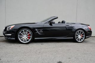 Used 2013 Mercedes-Benz SL-Class SL63 Roadster AMG Performance Package for sale in Vancouver, BC