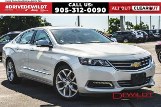 Used 2014 Chevrolet Impala 2LZ | HEATED LEATHER | NAVIGATION | for sale in Hamilton, ON