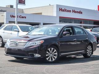 Used 2011 Toyota Avalon XLS for sale in Burlington, ON